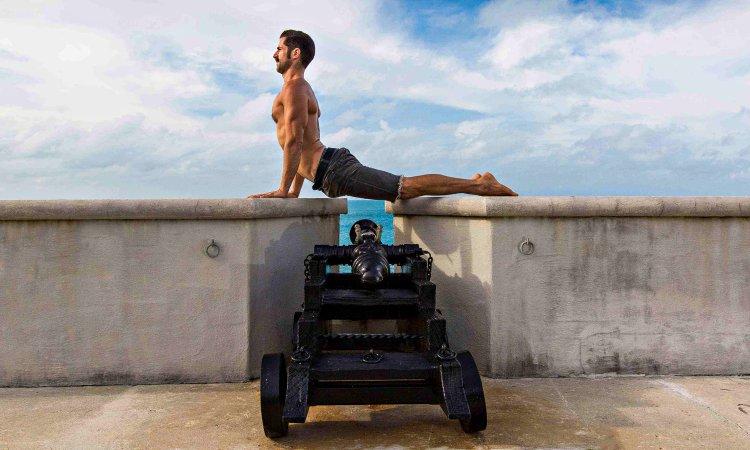 Yoga Pose 101: Upward Facing Dog aka Urdhva Mukha Svanasana