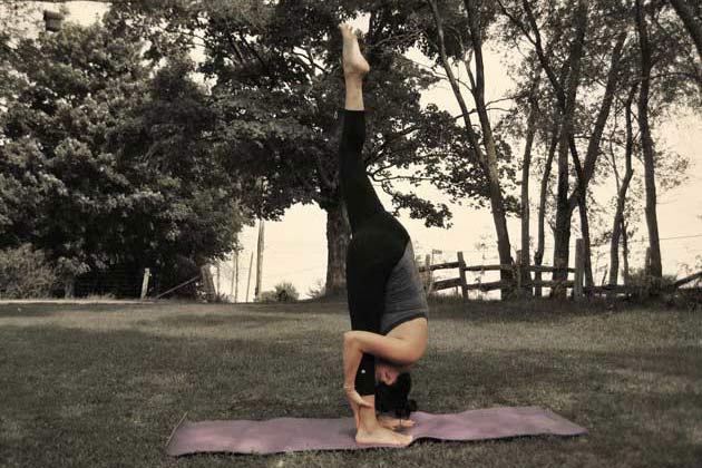 How To Do Standing Splits Pose
