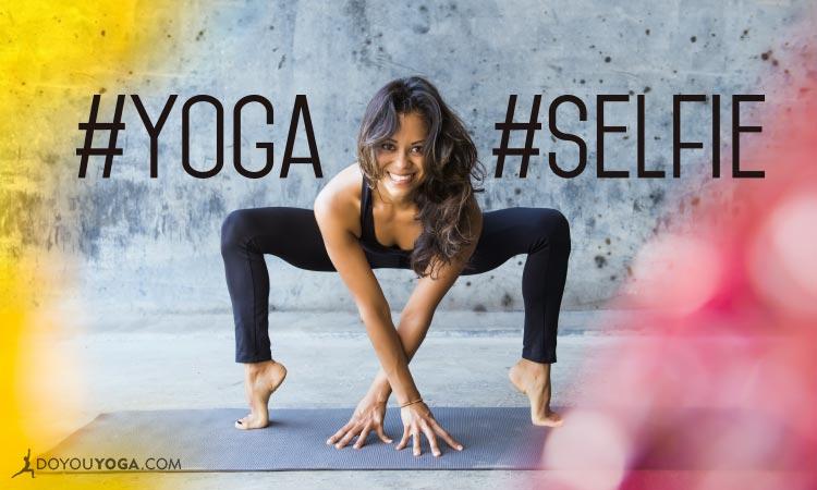 Yoga Self(ie) Defense: Ego or Inspiration?