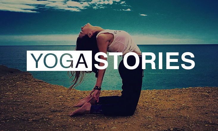 Yoga Taught Me the Beauty of Giving Up and Letting Go
