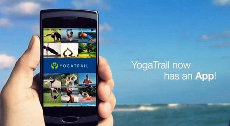 REVIEW: YogaTrail App Finds Yoga Studios For You