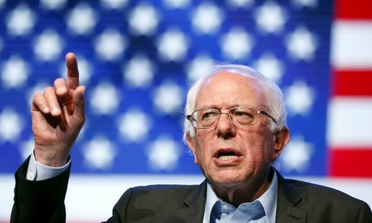 Yogis For Bernie