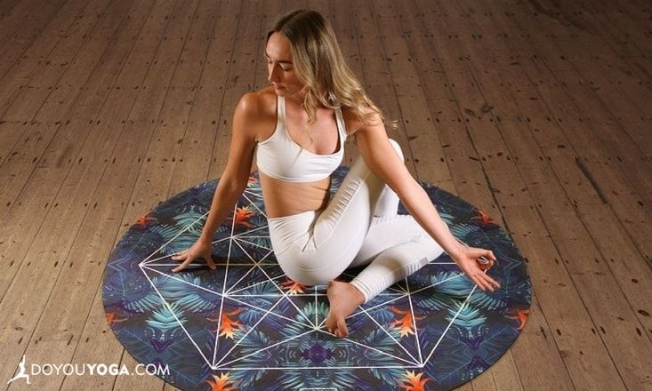 Add Spark to Your Practice With One of These Unique Yoga Mats