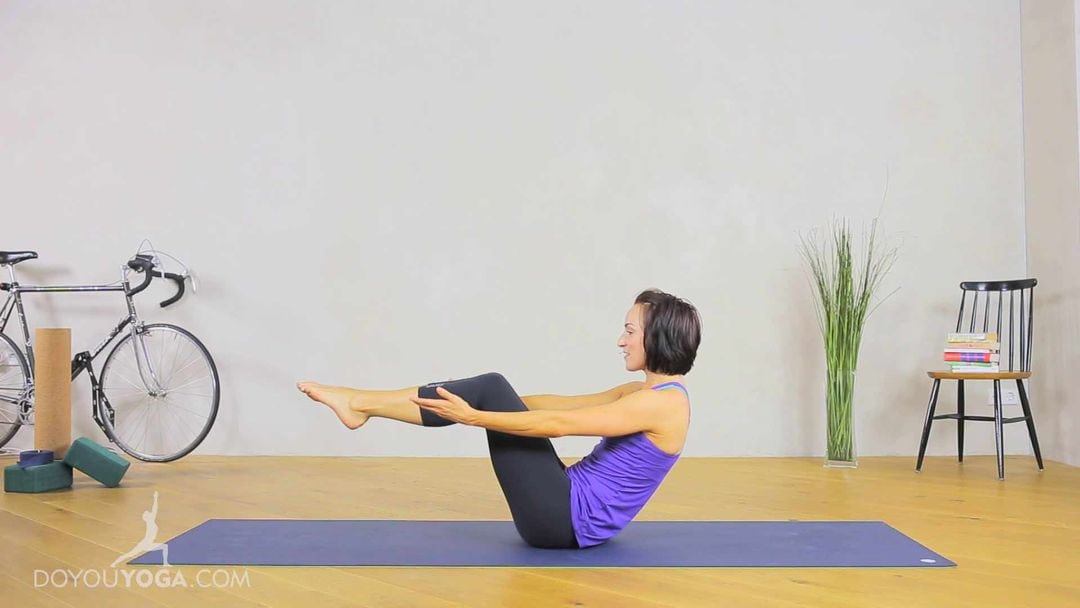 Express Pilates – Advanced Progress
