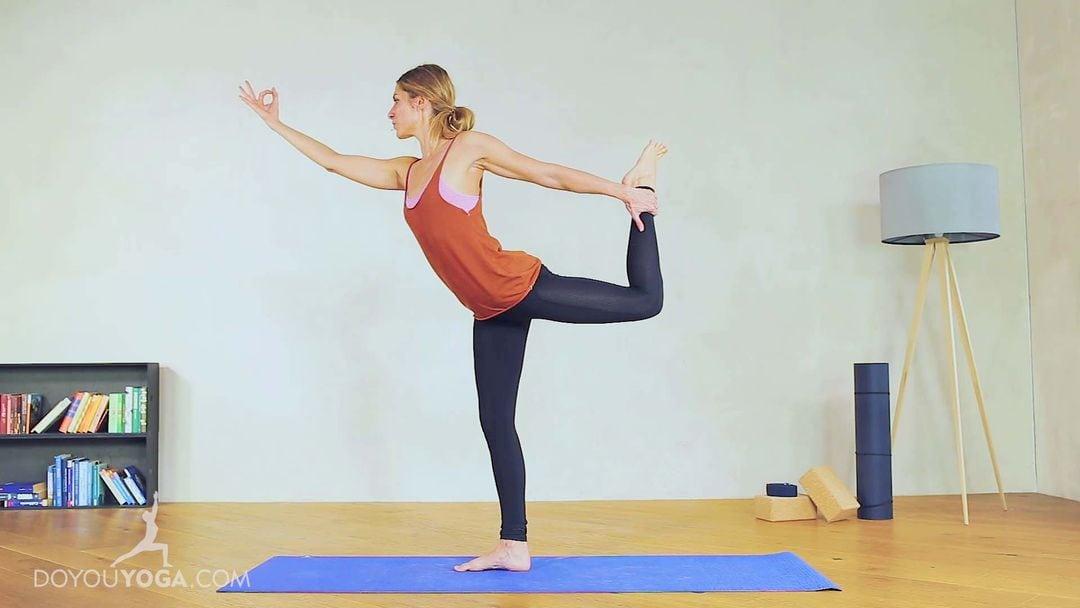 Dancer Pose / Natarajasana