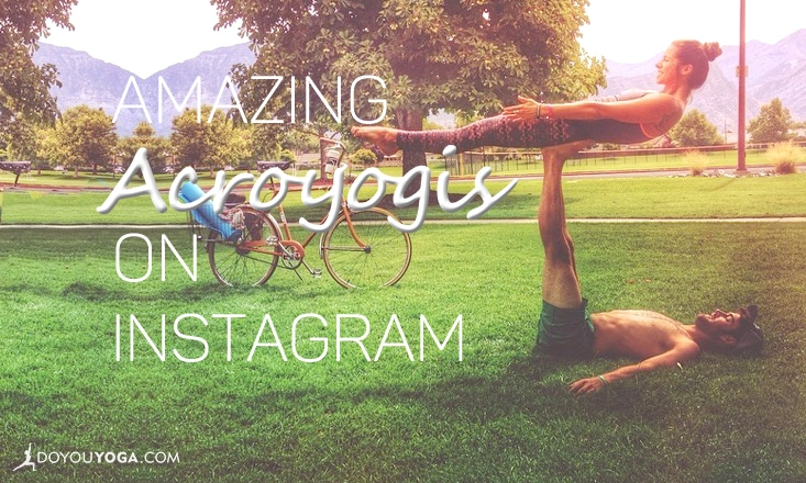 9 AcroYoga Instagram Accounts You Should Follow