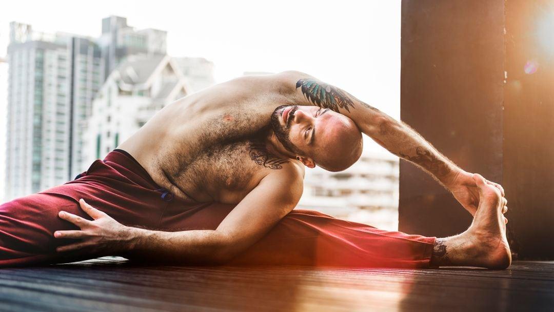 Balancing Through Strength (For Men)