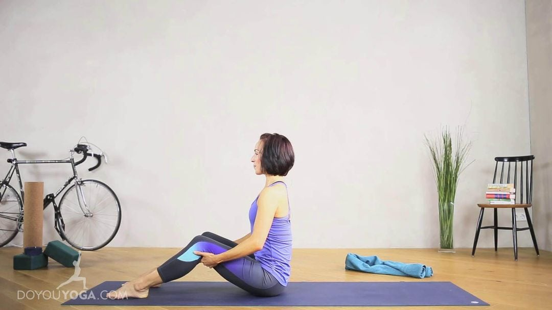 Centering with Pilates