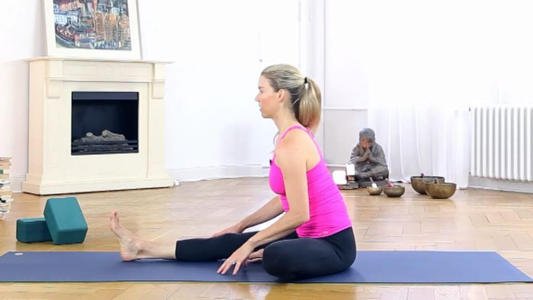 Beginner's Evening Yoga Routine