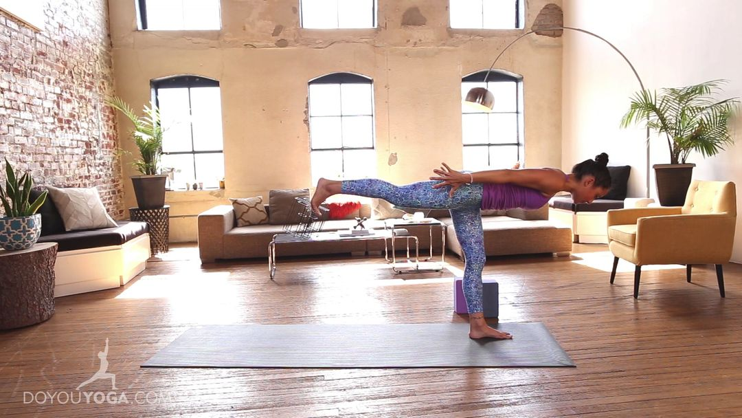 The Yoga Body Flow – Backbends with Surya Namaskar C
