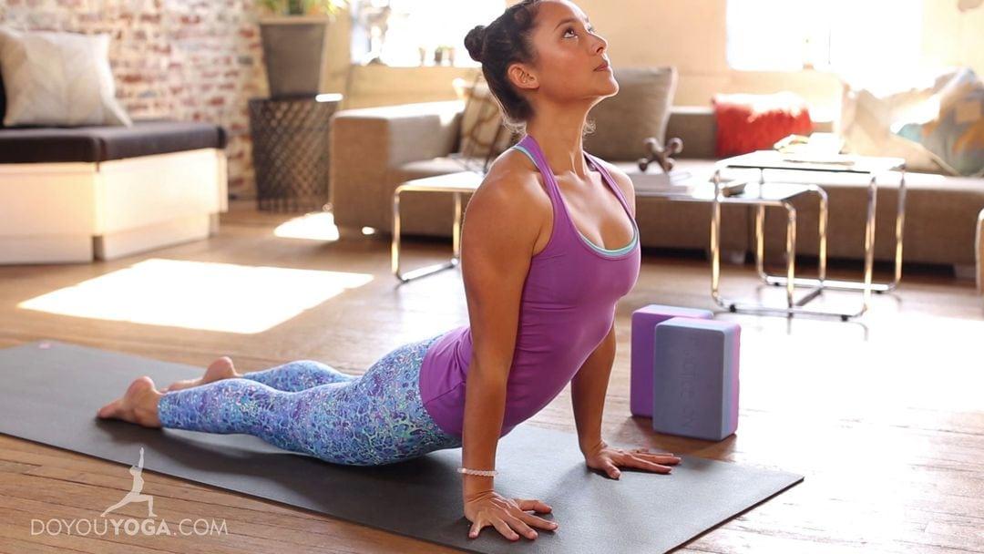 The Yoga Body Flow – Moving Meditation: Surya Namaskar A