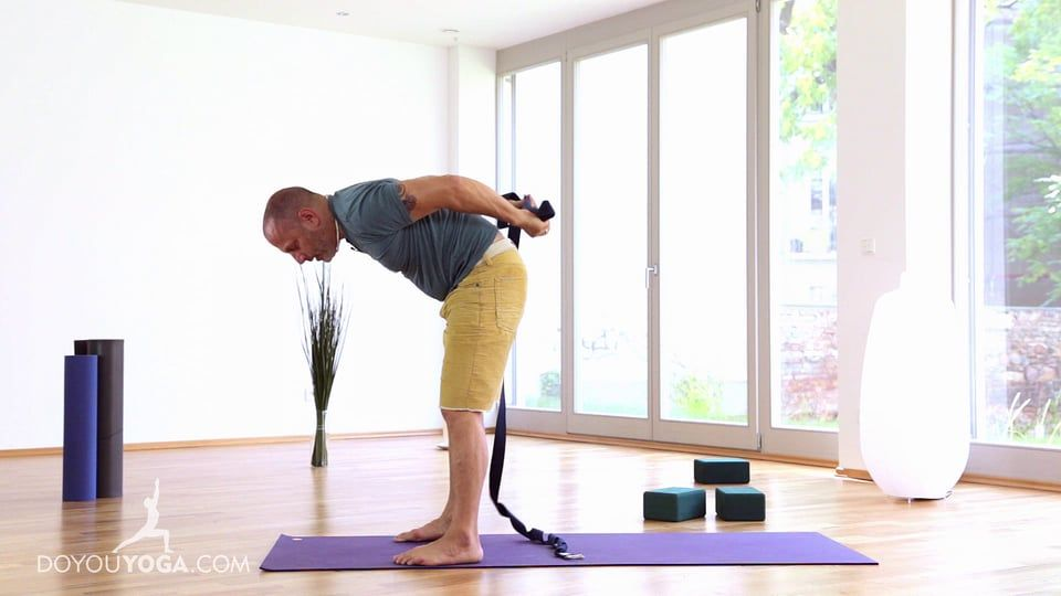 Full Body-Opening Yin Class for Flexibility