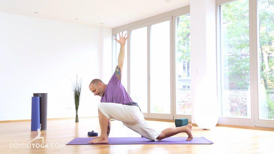 Quick Flexibility Class