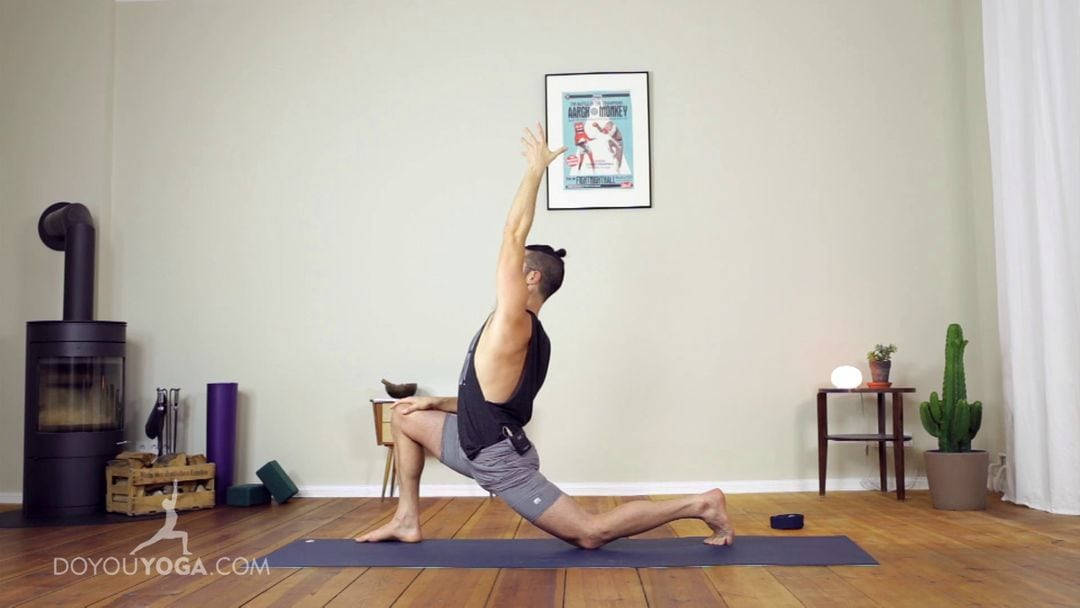 Side-to-Side Strength and Stretch