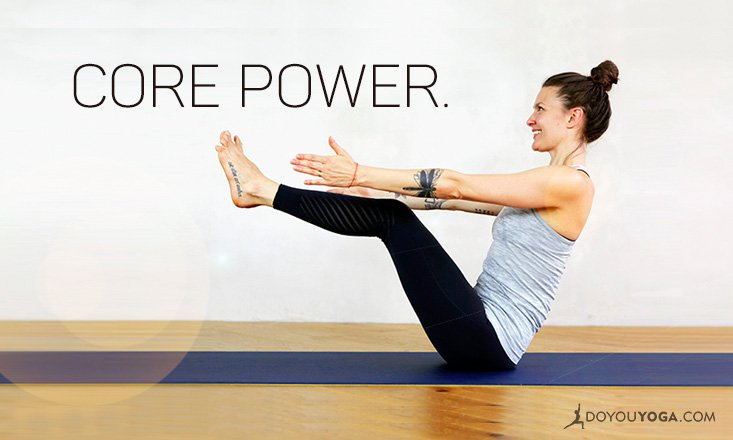 How To Build Core Power and Find True Strength