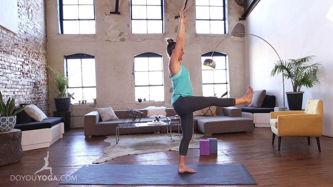 Final Core Yoga Sequence