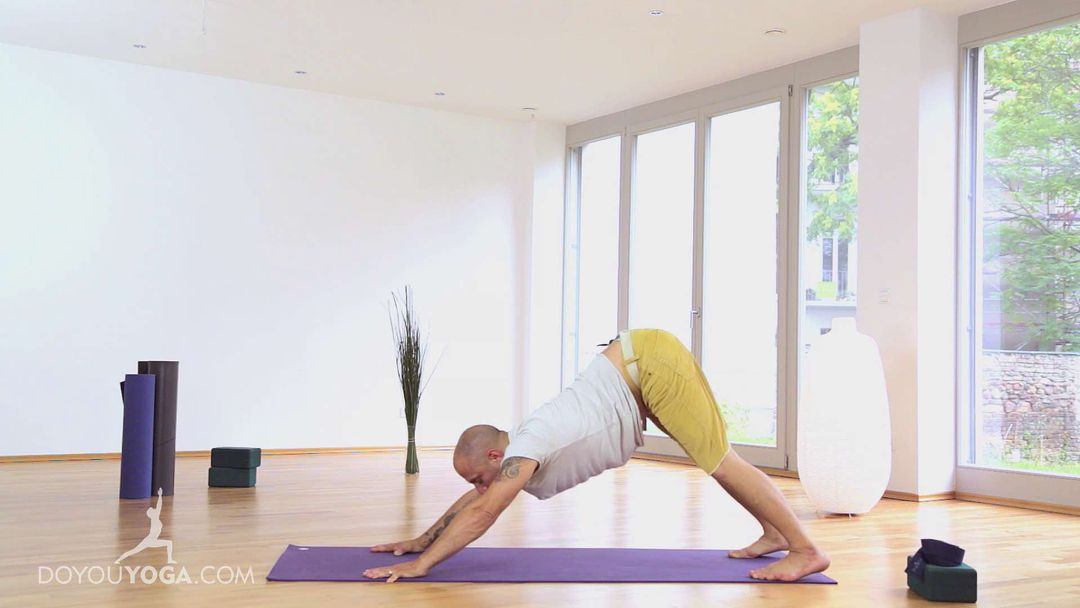 Welcome to the Men's 30 Day Yoga Challenge