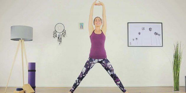 Low Back & Hips Standing Poses