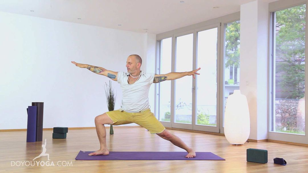 Yoga for Strength And Grace