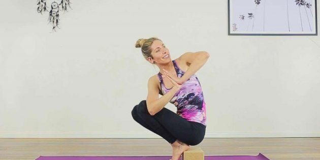 Juicy Yoga Twists