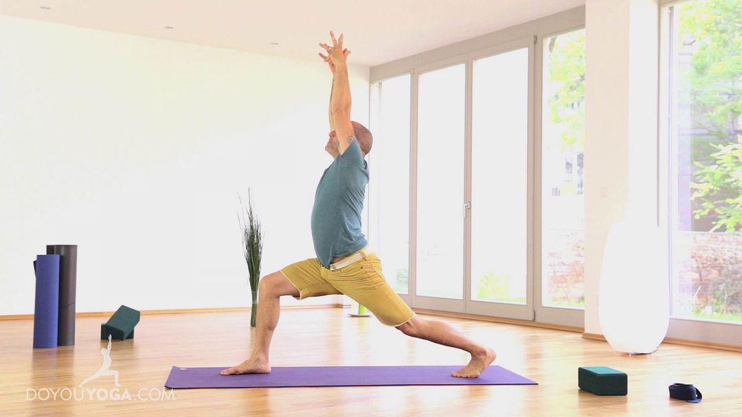 A Quick Burst Of Yoga Energy