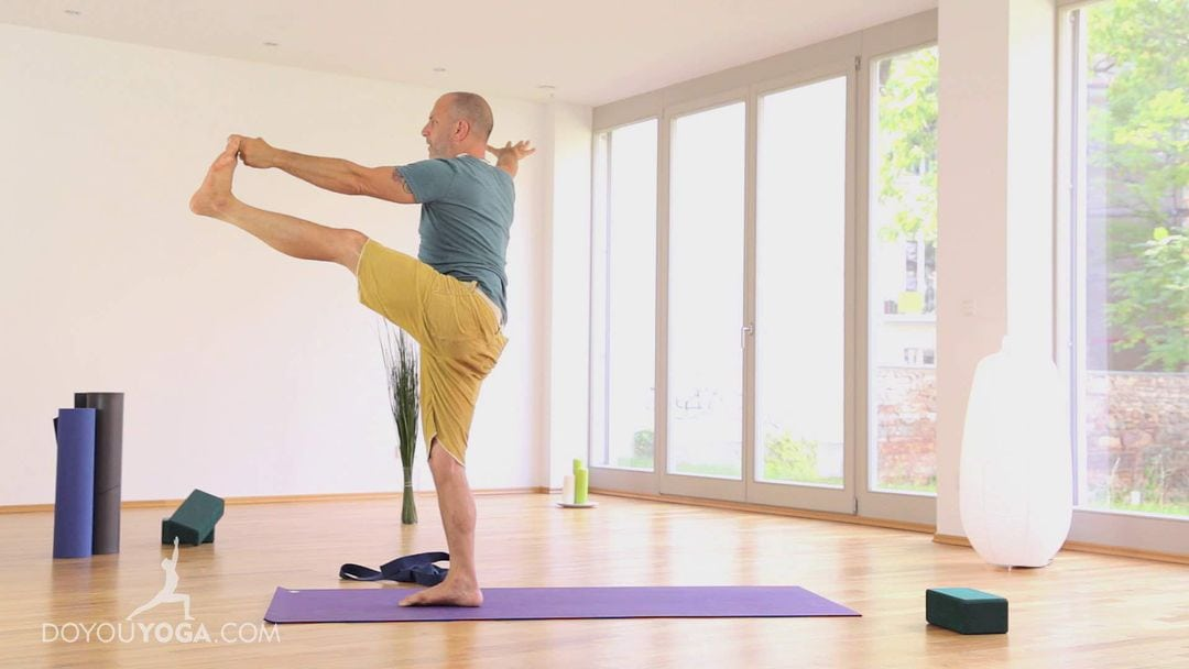 Balance, Breath & Motion