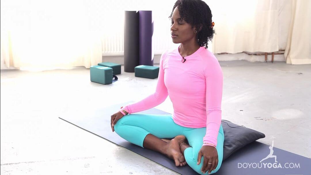 Breathing Meditation for Stress Relief