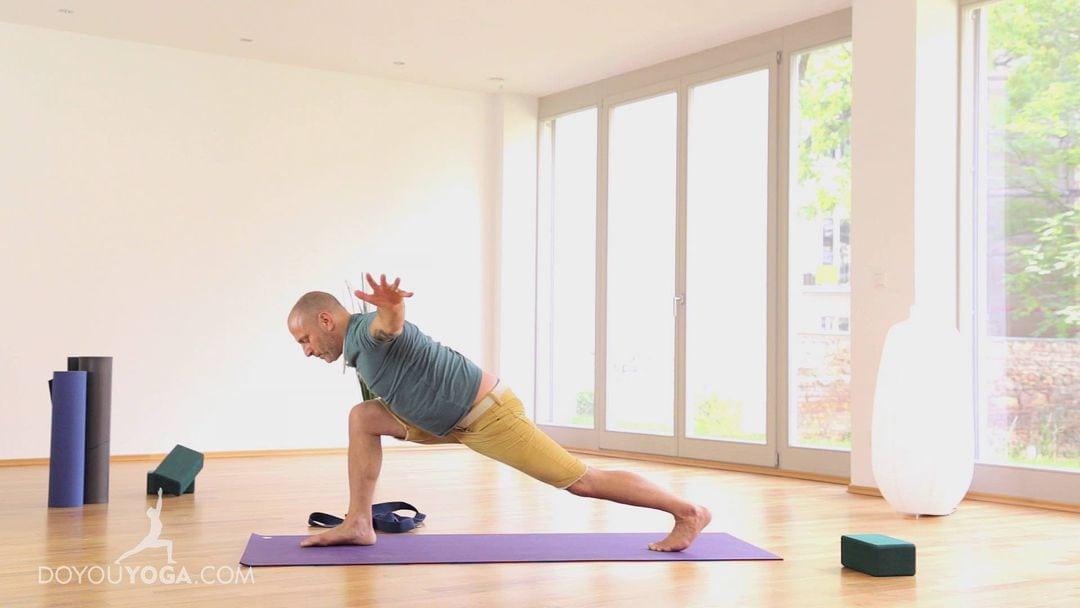 Long Strong Yoga Burn