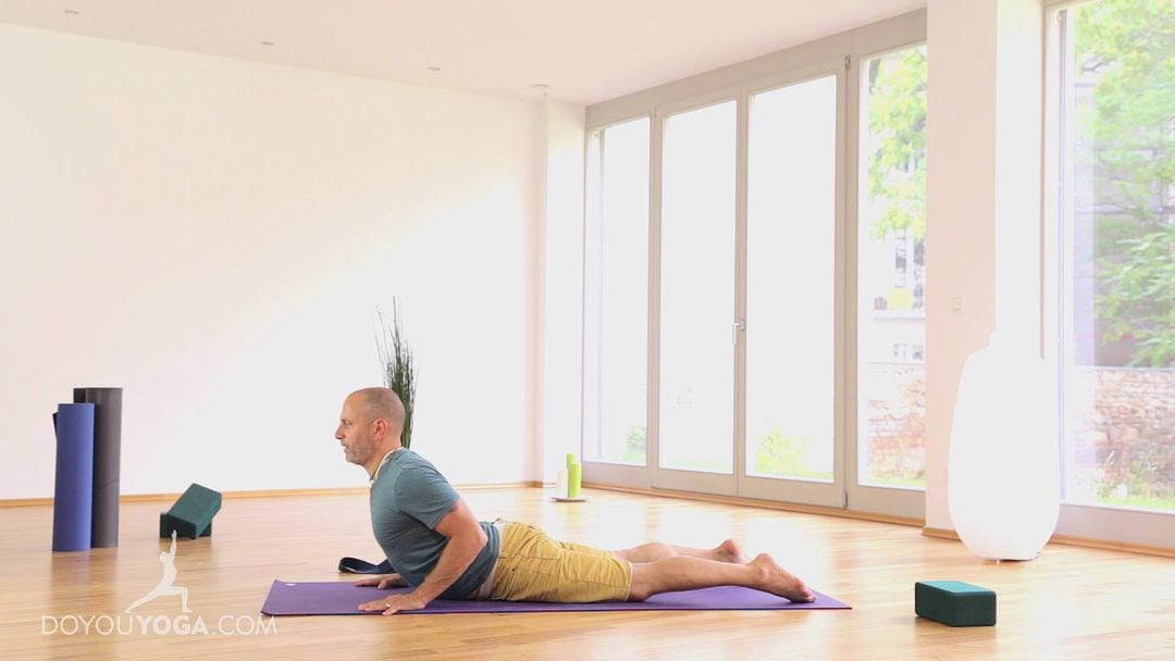 Yoga to Energize the Spine