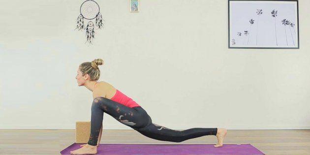 Hamstring Flexibility Part II