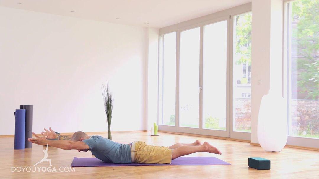 Yoga to Unlock the Shoulders