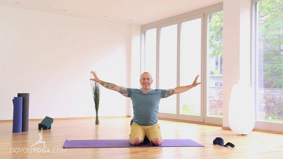 Yoga to Build Trust