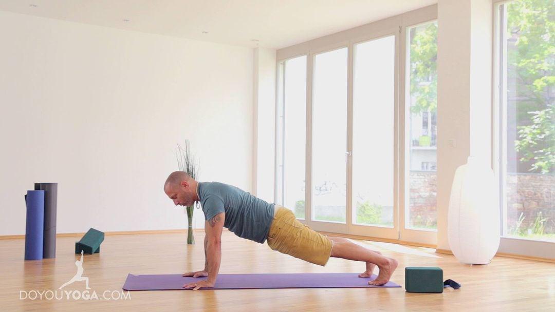 Flower Power Yoga for Dudes