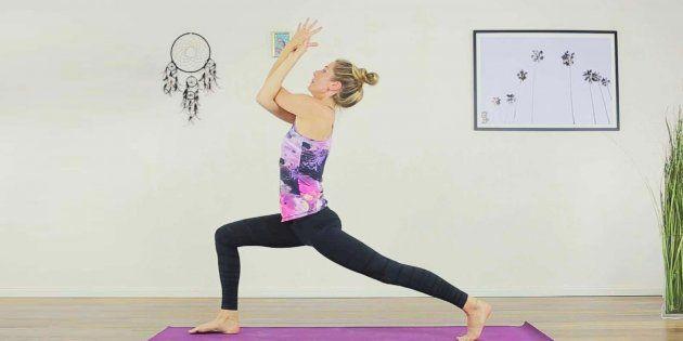 Shoulder Yoga Flow