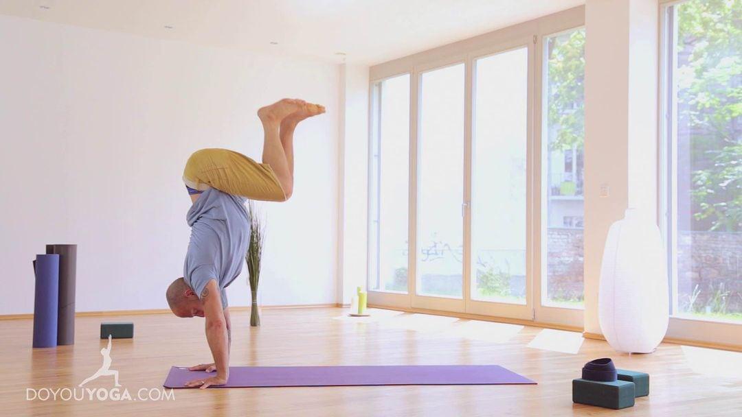 Yoga Burpee Extreme