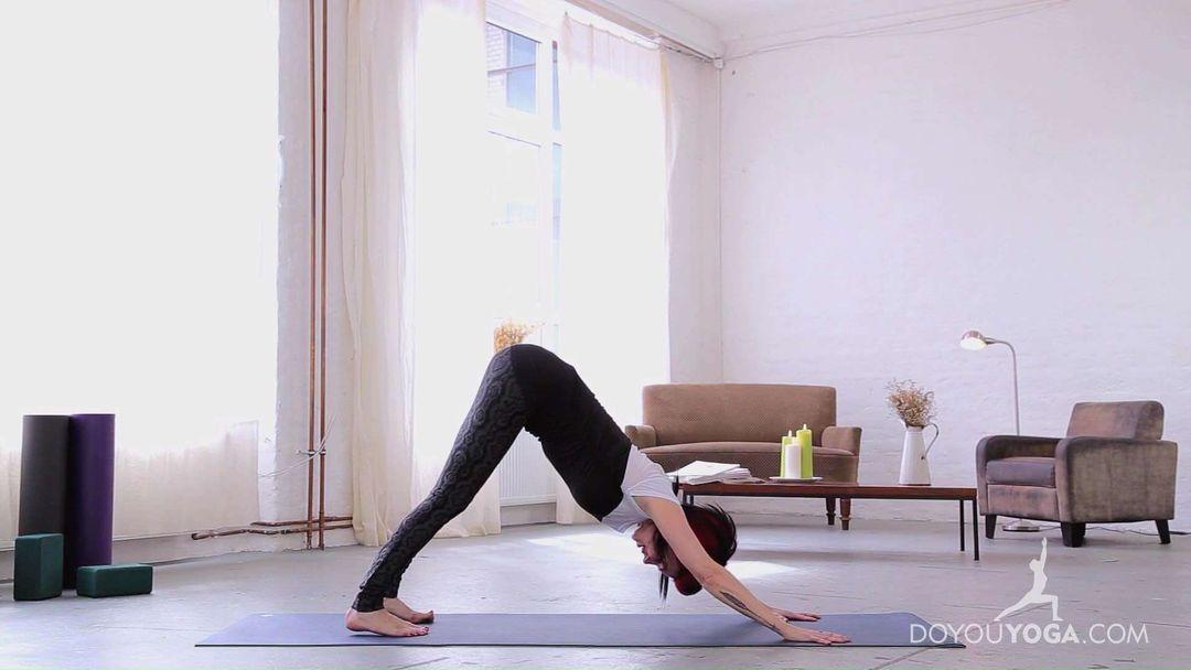 Total Body Core Strength Yoga (Part II)