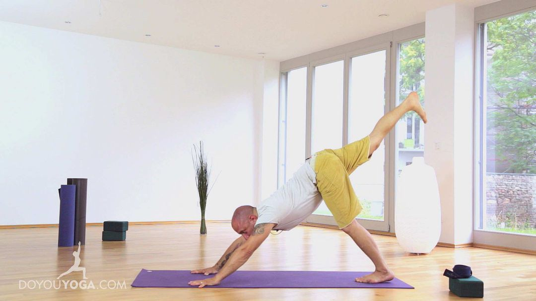 Yoga to Ease Back Pain