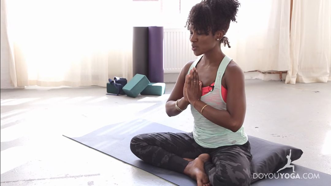 Full Body Relaxation and Final Meditation