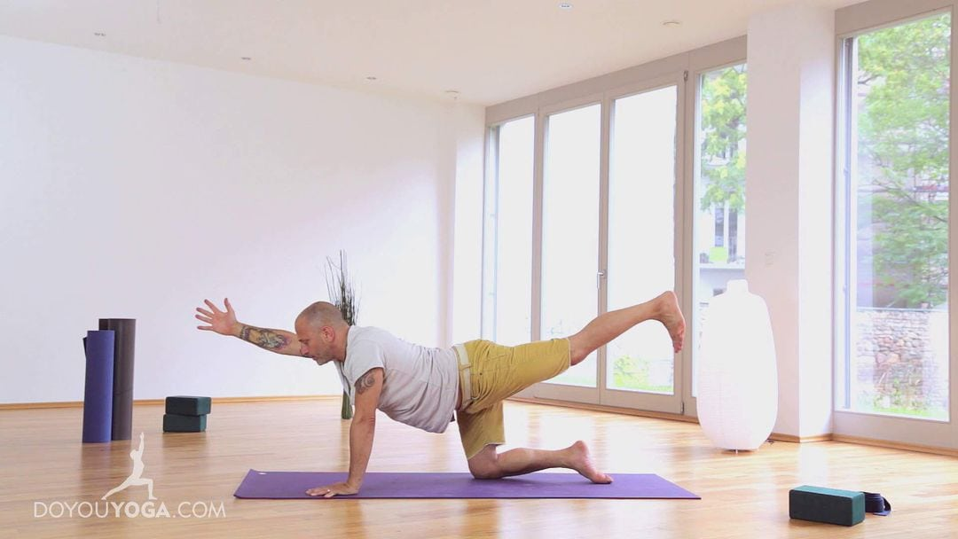 Yoga for a Strong Back and Abs