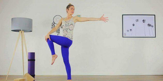Yoga Poses for Balance