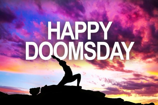 Celebrating Doomsday – How About A Winter Solstice Yoga Potluck?
