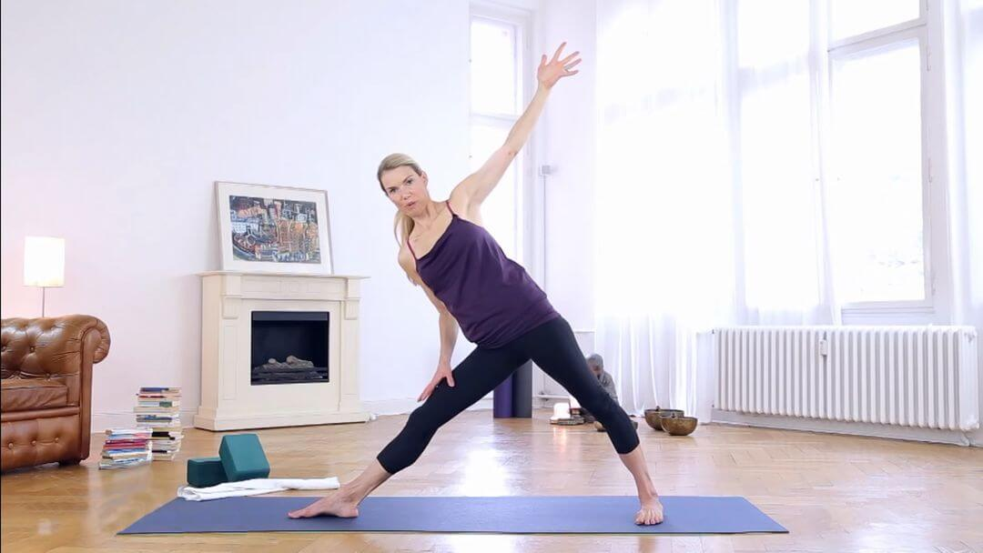 Easing Knee Pain with Yoga