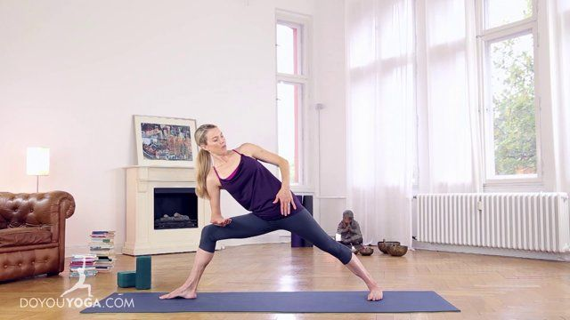 Extended Angle Pose