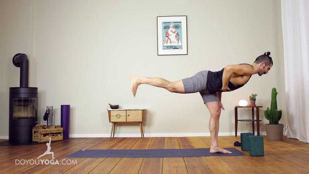Balanced Yogi, Strong Mover