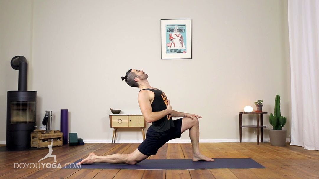 The Cardio Yoga Circuit