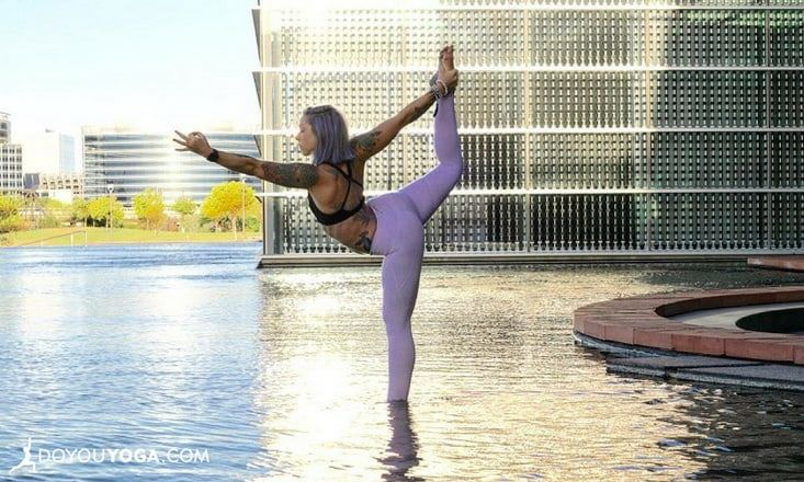Here's How Yoga Can Help You Resolve Body Image Issues