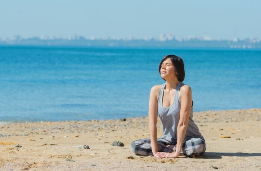How Meditation Helps Dealing with Weight Loss Stress