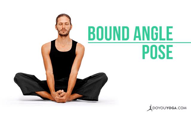 How to do Bound Angle Pose