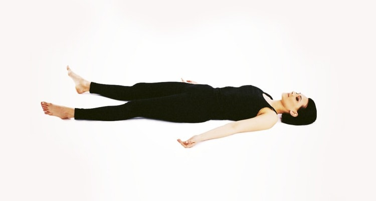 How To Do Corpse Pose