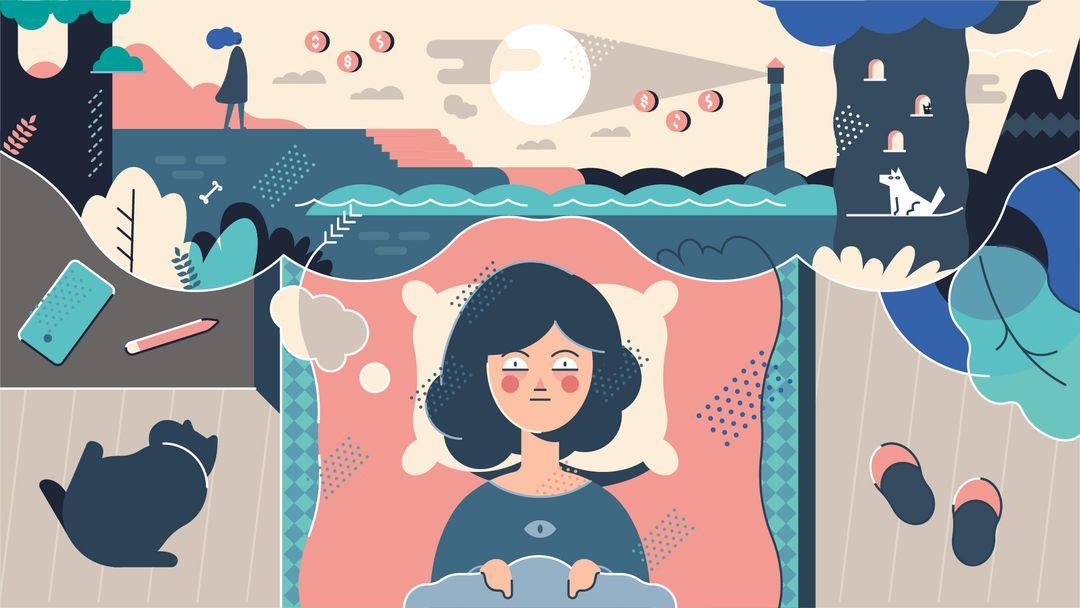 Insomnia – Symptoms, Causes, Treatment